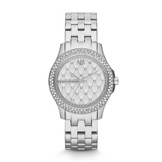 Armani Exchange Ladies' Stainless Steel Bracelet Watch - Product number 1776517