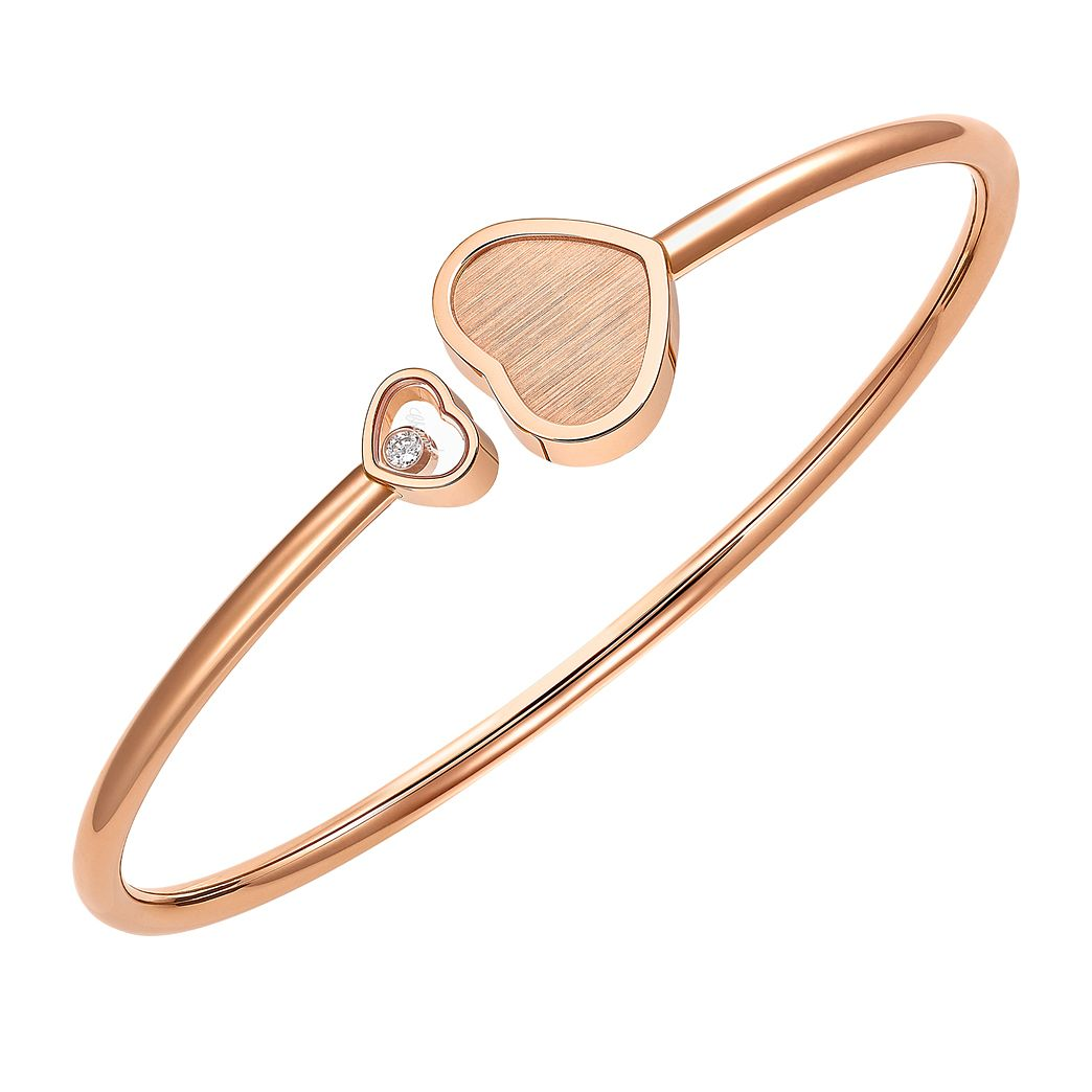 Chopard Limited Edition James Bond 007 Golden Hearts Bangle - Product number 1862685