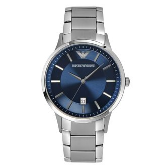Emporio Armani Men's Stainless Steel Bracelet Watch - Product number 1940856