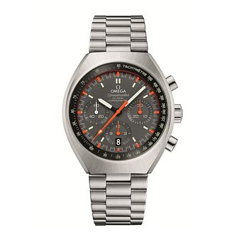 Omega Speedmaster Mark II Men's Steel Bracelet Watch - Product number 1954490