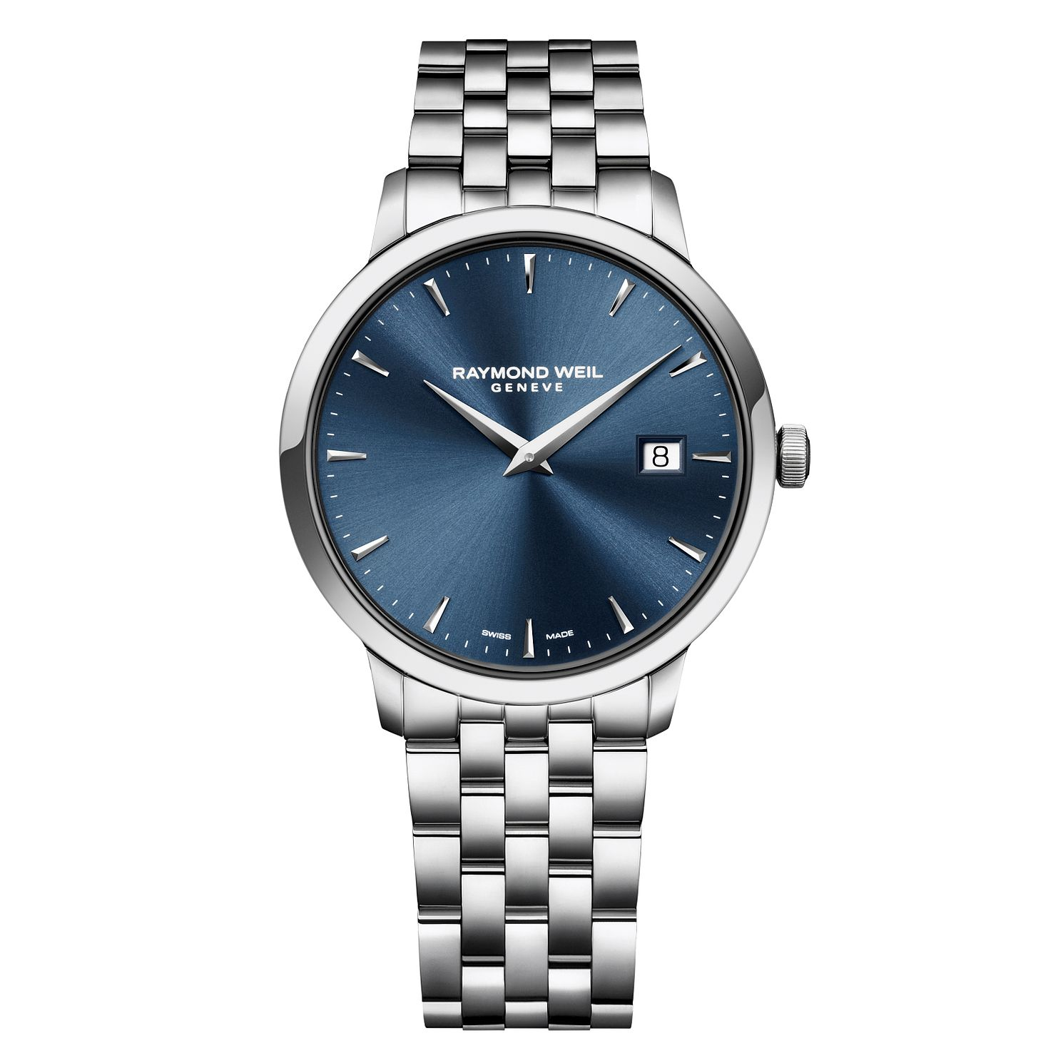 Raymond Weil Toccata Men's Stainless Steel Bracelet Watch - Product number 1957988