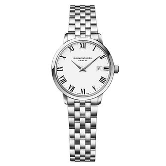 Raymond Weil Toccata Ladies' Stainless Steel Bracelet Watch - Product number 1957996