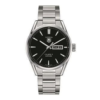 TAG Heuer Carrera men's stainless steel bracelet watch - Product number 1958062