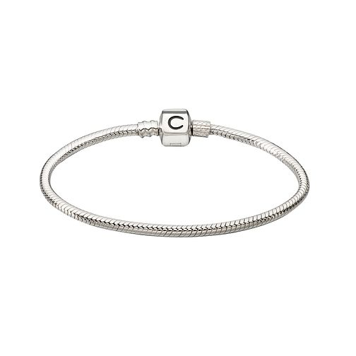 Chamilia Sterling Silver Snap 9.1in Bracelet - Product number 1986031