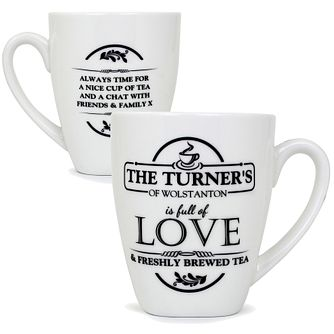 Personalised 'Full of Love' Mug - Product number 1997777