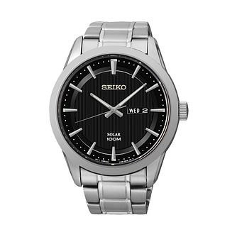 Seiko Conceptual Men's Stainless Steel Bracelet Watch - Product number 2019191