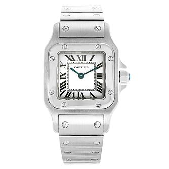 Cartier Santos de Cartier Galbee Ladies' Bracelet Watch - Product number 2020408