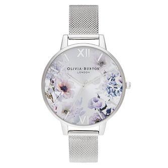 831417d607c5 Olivia Burton Sunlight Floral Ladies  Mesh Bracelet Watch - Product number  2060043