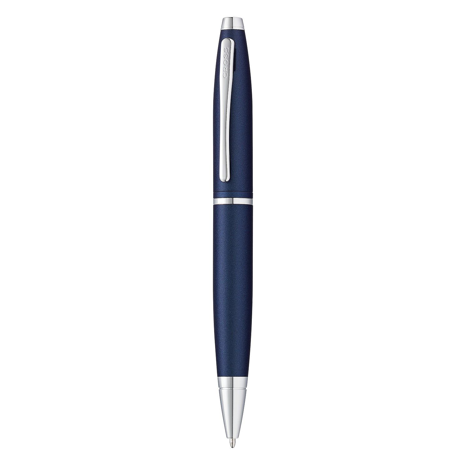 Cross Midnight Blue Lacquer & Chrome Ballpoint Pen - Product number 2060183