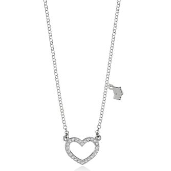 Radley Silver Heart Charm Pendant - Product number 2079917
