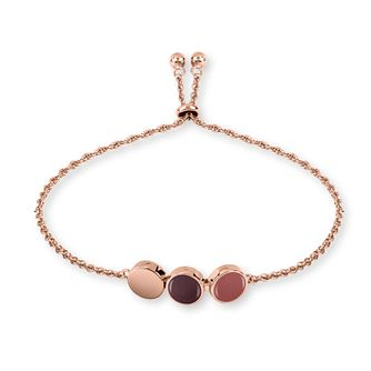 Radley Rose Gold & Enamel Drop Bracelet - Product number 2080095