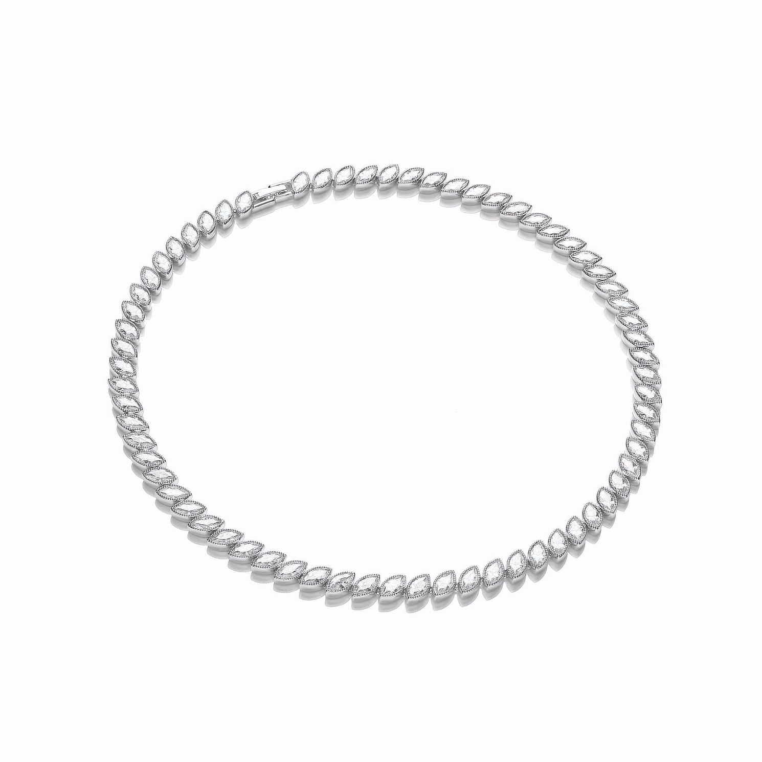 Buckley London Crystal Collar Necklace - Product number 2119374