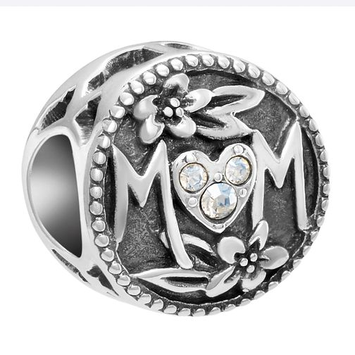 Chamilia Mum Charm with Swarovski Crystal - Product number 2146207