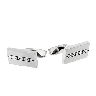 Hugo Boss Stev Men's Rectangular Cufflinks - Product number 2156989