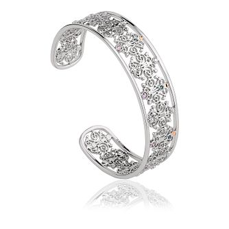 Clogau Fleur De Lis Bohemia Bangle - Product number 2175991