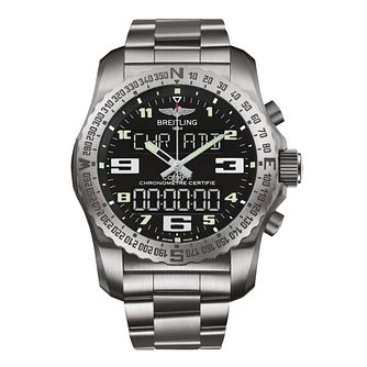 Breitling Avenger Cockpit B50 Men's Bracelet Watch - Product number 2186551