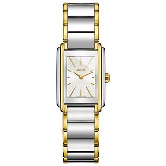 Rado Integral Ladies' Two-Tone Bracelet Watch - Product number 2187140