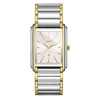 Rado Ladies' Integral Men's Two-Tone Bracelet Watch - Product number 2187175