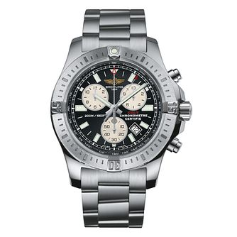 Breitling Colt Men's Stainless Steel Bracelet Watch - Product number 2189429