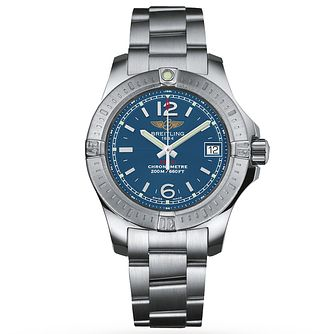 Breitling Colt Quartz Men's Stainless Steel Bracelet Watch - Product number 2190516
