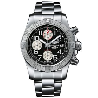 Breitling Avenger II Men's Stainless Steel Bracelet Watch - Product number 2193108