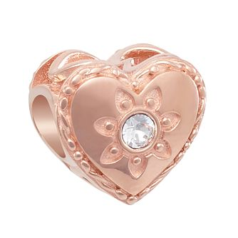 Chamilia Blush Sunny Heart Charm - Product number 2218313