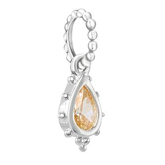 Chamilia Champagne Petite Pear - Product number 2218402