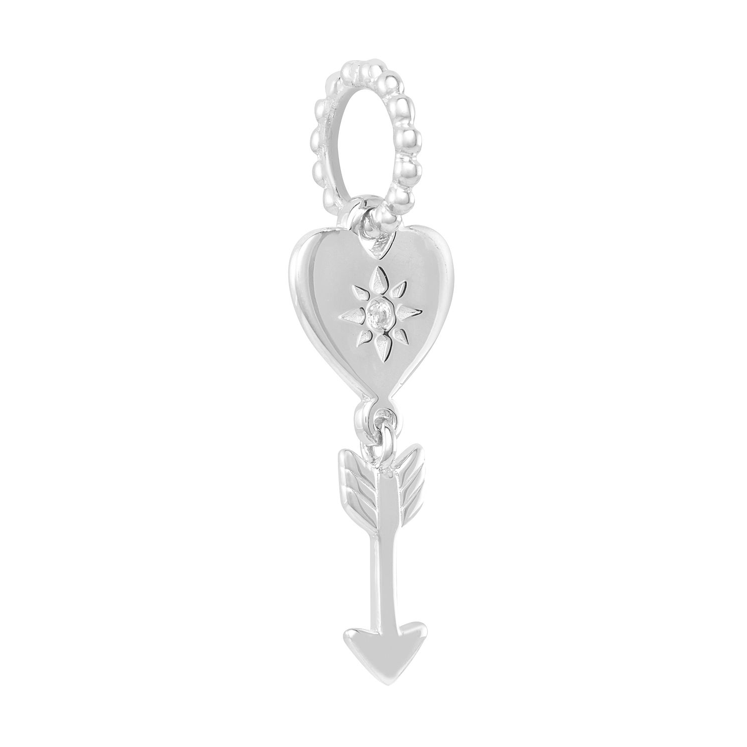 Chamilia Petite Heart And Arrow Charm - Product number 2218429