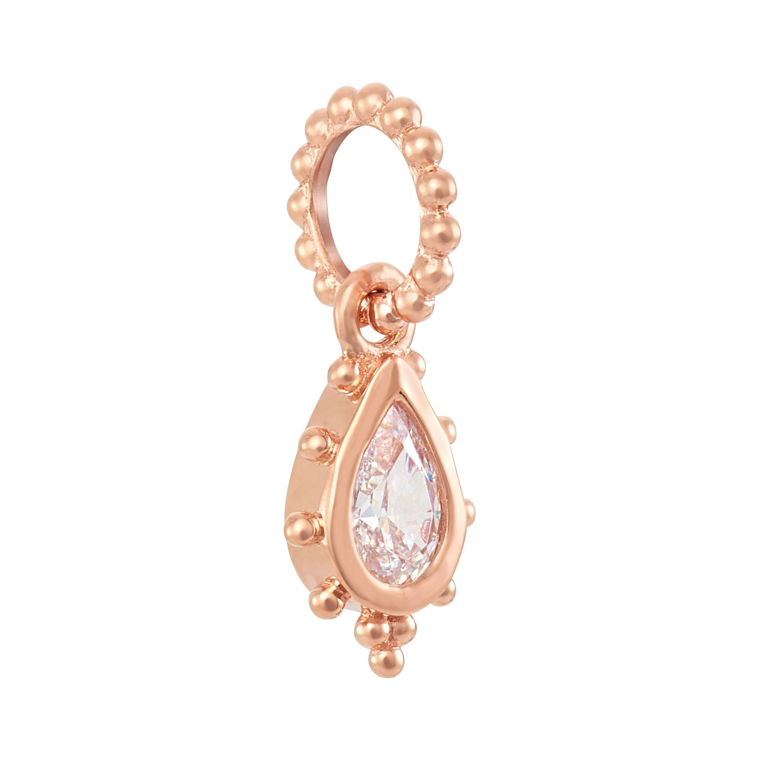 Chamilia Blush Petite Teardrop Charm - Product number 2218550