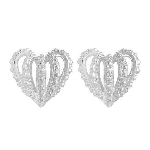Chamilia Crown Hearts Stud Earrings - Product number 2218577
