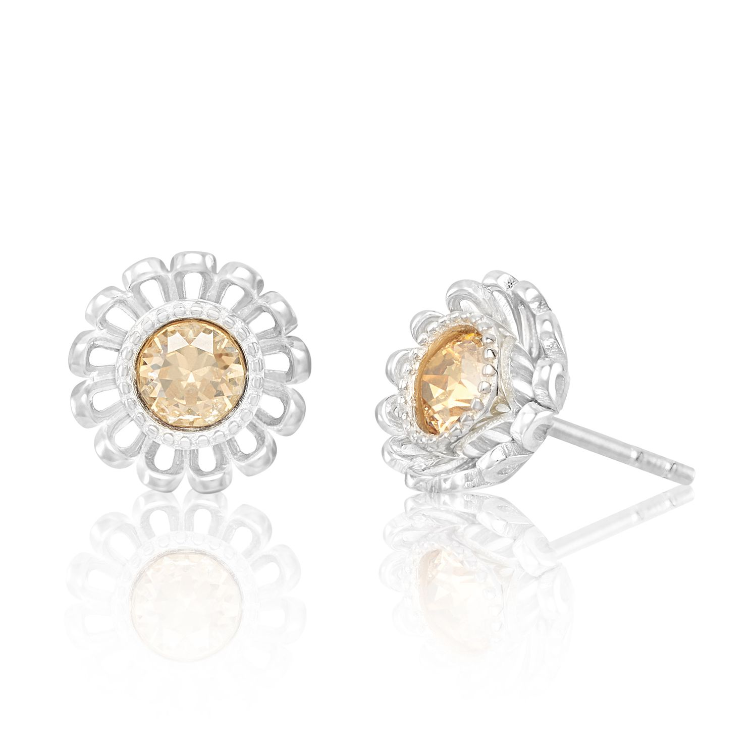 Chamilia Daisy Post Stud Earrings - Product number 2218585
