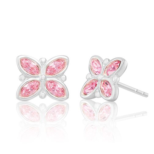 Chamilia Stained Glass Stud Earrings - Product number 2218607