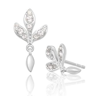 Chamilia Leaf Stud Earrings - Product number 2218623