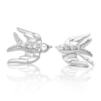 Chamilia Lovebird Stud Earrings - Product number 2218658