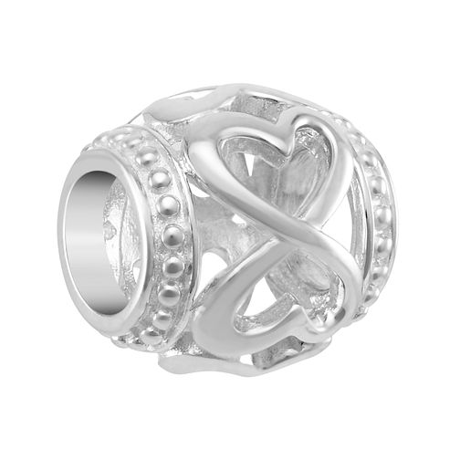 Chamilia Endless Heart Spacer Charm - Product number 2218720