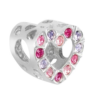 Chamilia Sweetheart Charm with Swarovski Crystal - Product number 2218976