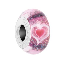 Chamilia Floral Murano Glass Charm - Product number 3172031