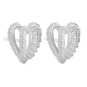 Chamilia Crown Hearts Stud Earrings - Product number 2221152