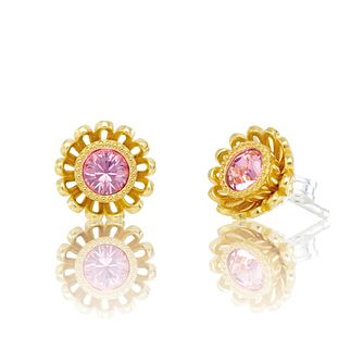 Chamilia Daisy Post Stud Earrings with Swarovski Crystal - Product number 2221616