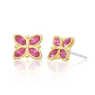 Chamilia Stained Glass Stud Earrings with Swarovski Crystal - Product number 2221683
