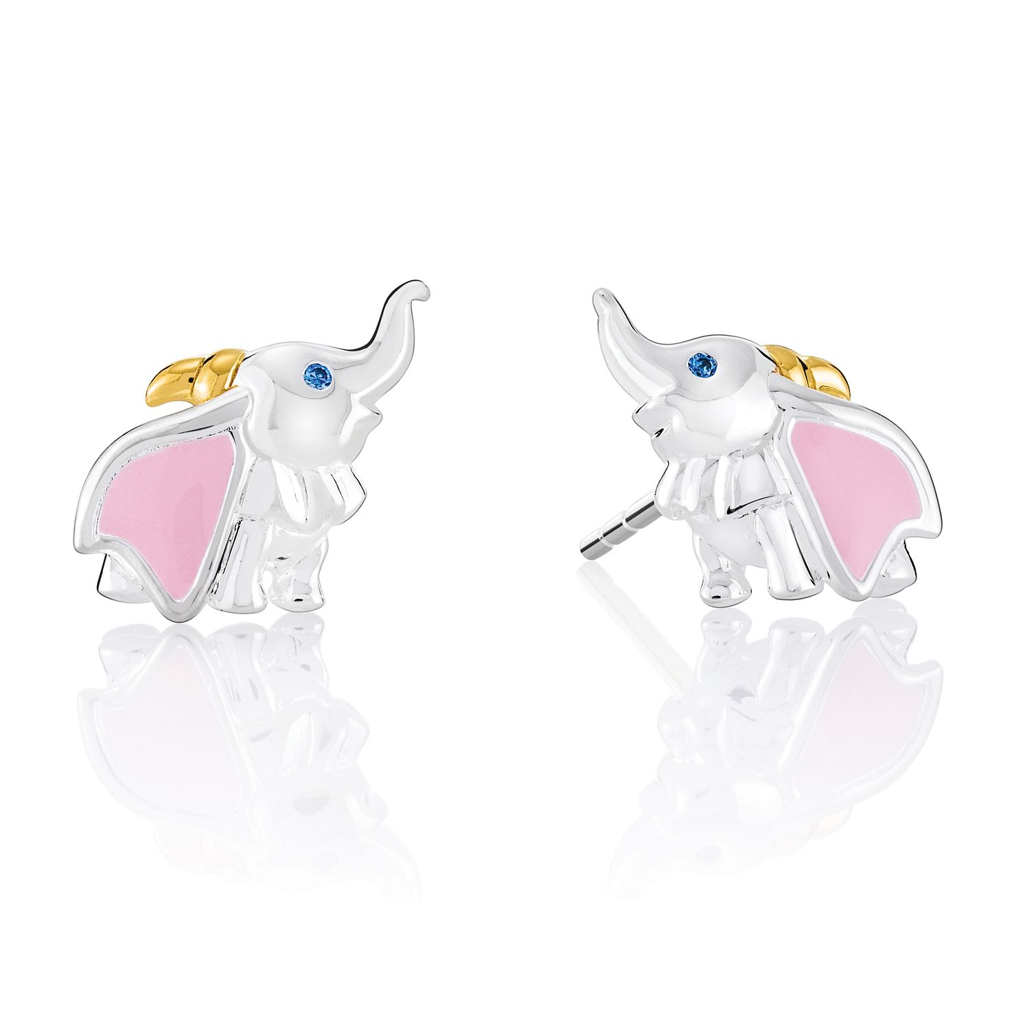 Chamilia Disney Dumbo Stud Earrings with Swarovski Zirconia - Product number 2221799