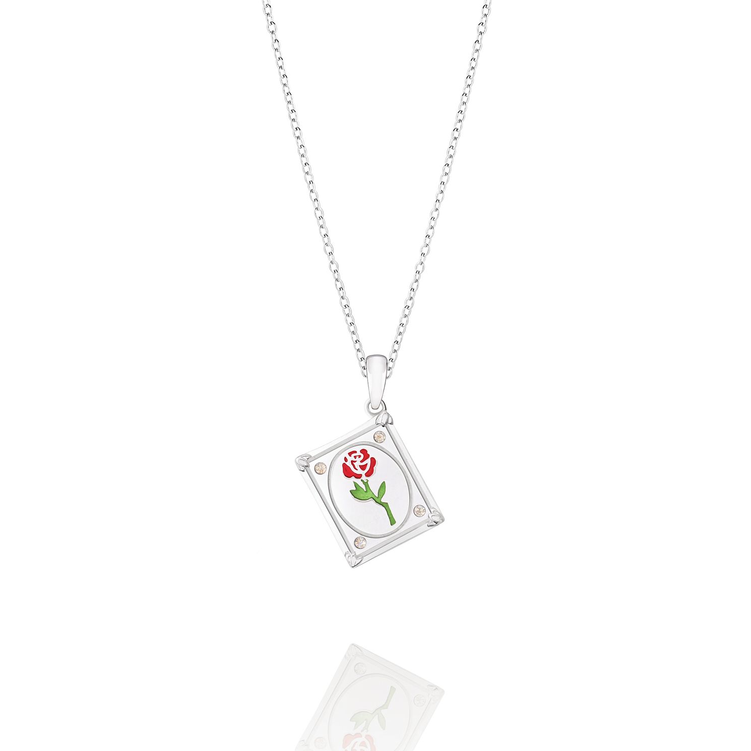 Chamilia Disney Tale As Old As Time Necklace - Product number 2221918