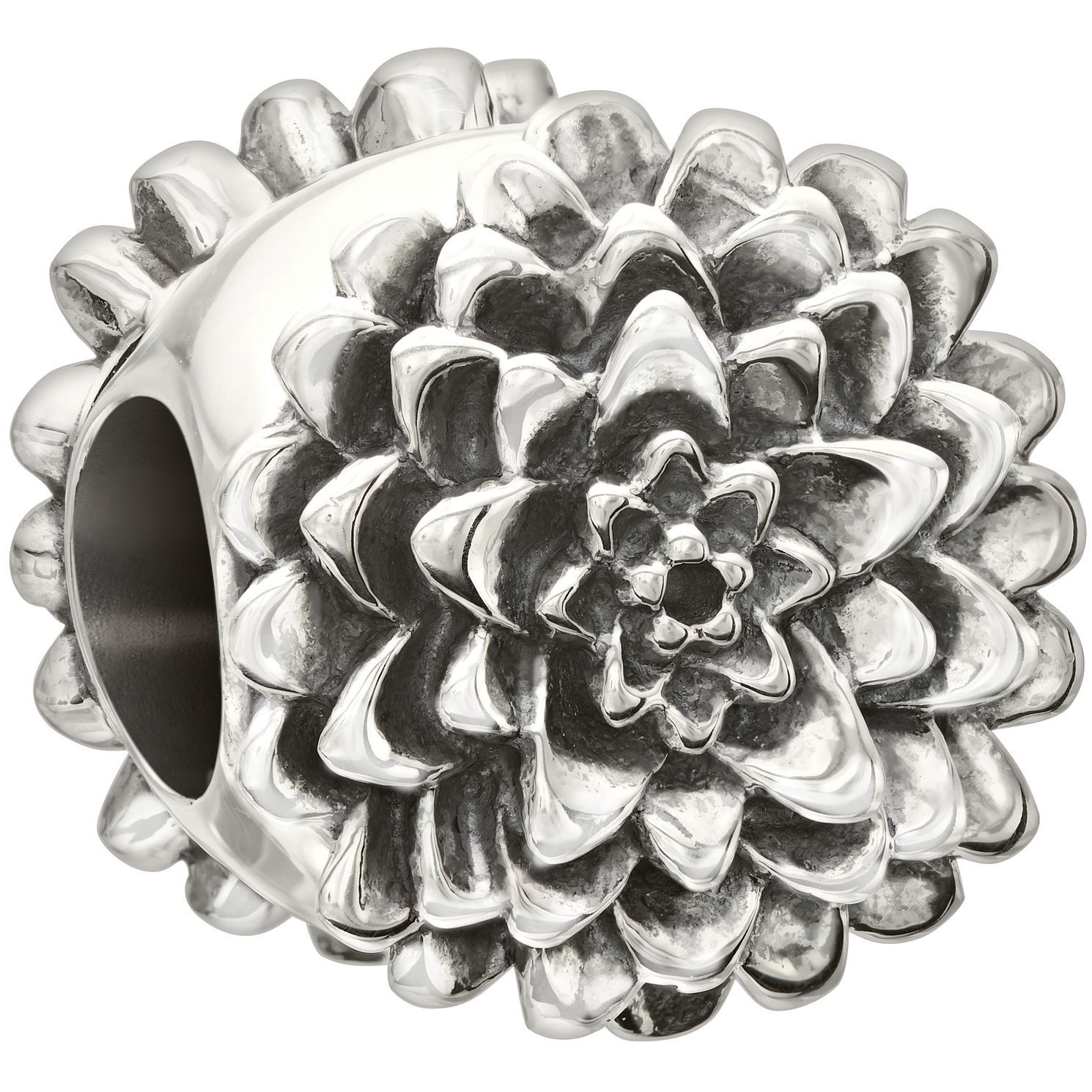 Chamilia Dahlia Sterling Silver Bead - Product number 2226855