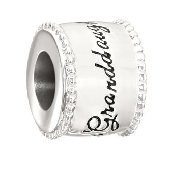 Chamilia Sterling Silver Granddaughter Bead - Product number 2226960