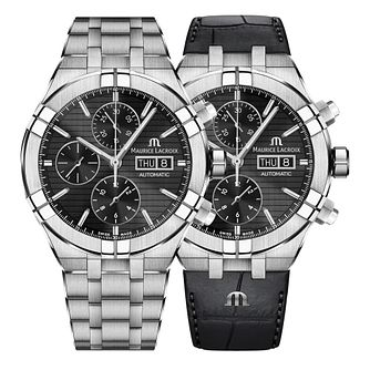 Maurice Lacroix Aikon Men's Bracelet & Strap Watch Set - Product number 2230208