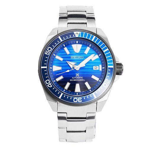 cb5fd82d839 Seiko Prospex Save The Ocean Men s Bracelet Watch - Product number 2231182
