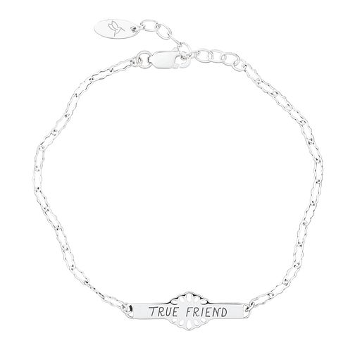 Chamilia True Friend Sterling Silver ID Bracelet - Product number 2233533