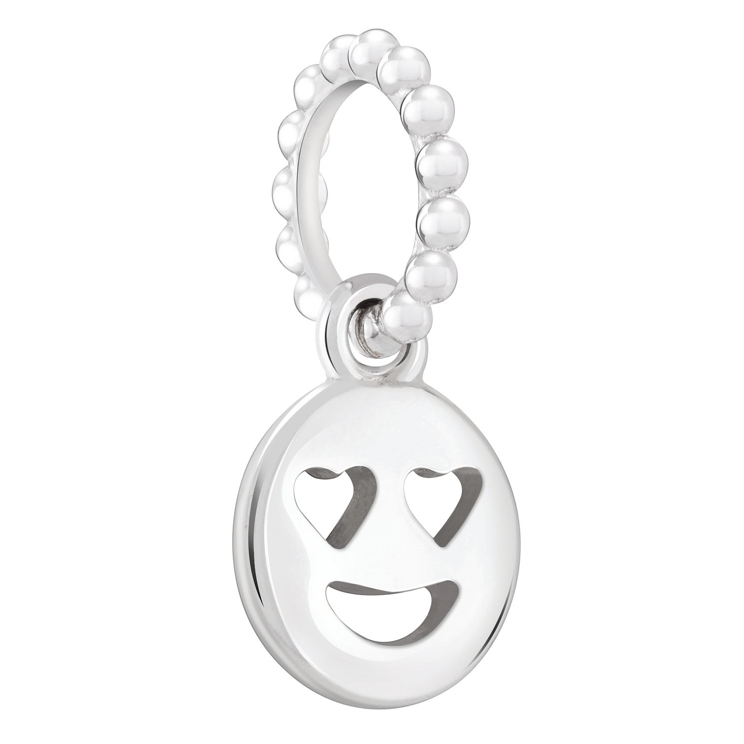 Chamilia Smiley Face Emoji Sterling Silver Charm - Product number 2233711