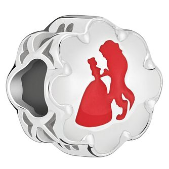 Chamilia Disney Beauty And The Beast Follow Your Heart Charm - Product number 2236338