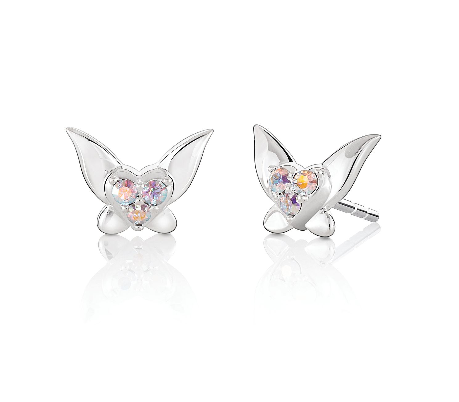 Chamilia Disney Tinkerbell Swarovski Crystal Stud Earrings - Product number 2241927